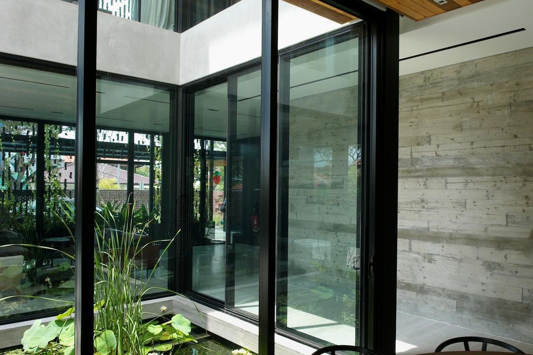 Frankel Avenue, LAUD Architects, Modern, Landed, Blossom, Flax, Flora, Flower, Plant