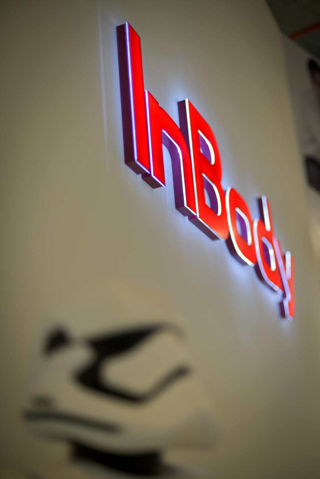 Inbody Asia, Commercial, Interior Designer, Dot Works, Modern, Emblem