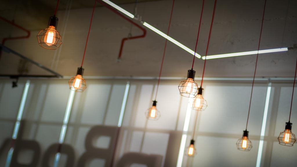 Inbody Asia, Commercial, Interior Designer, Dot Works, Modern, Lighting, Light Fixture, Banister, Handrail