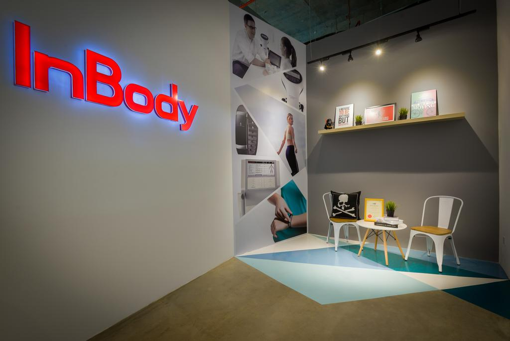 Inbody Asia, Commercial, Interior Designer, Dot Works, Modern, Dining Table, Furniture, Table, Chair, Indoors, Room
