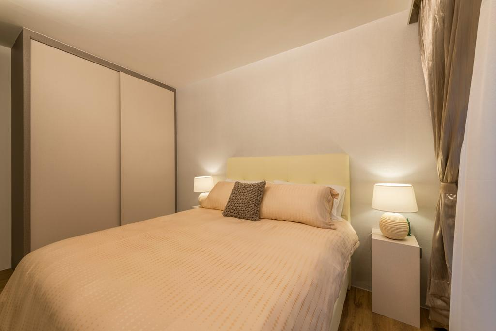 Modern, HDB, Bedroom, Compassvale Drive, Interior Designer, MET Interior, Scandinavian, Indoors, Interior Design, Room
