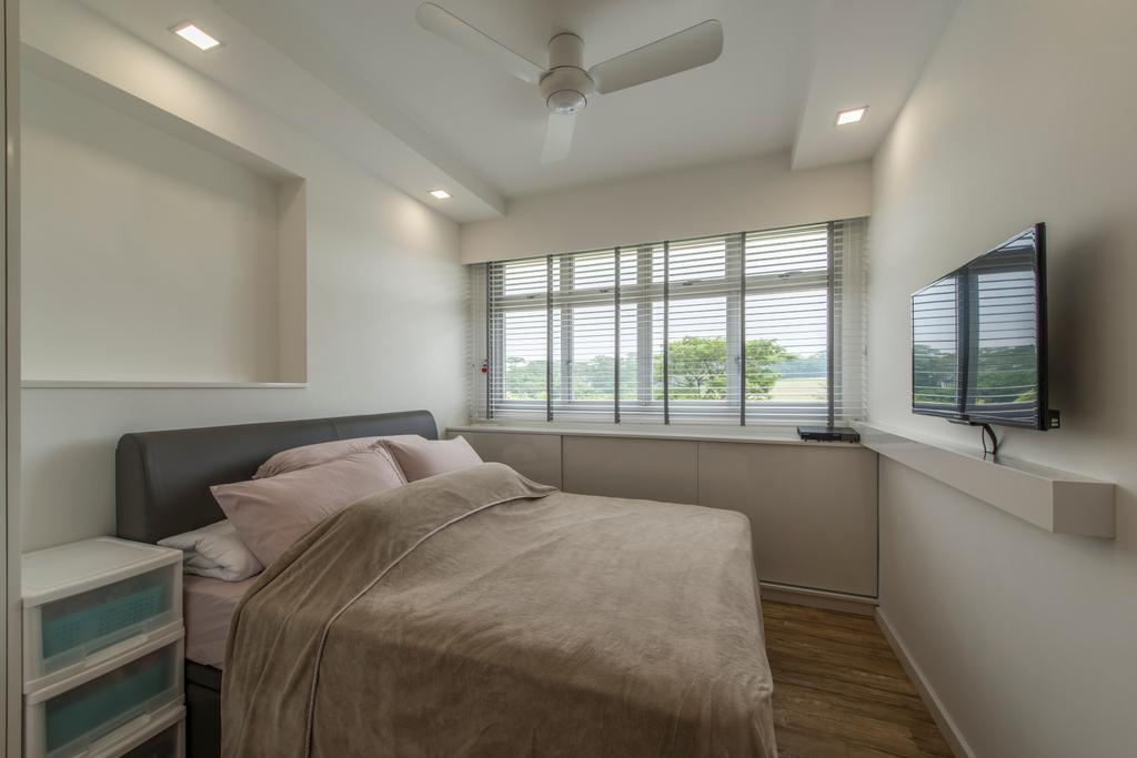 Scandinavian, HDB, Bedroom, Sumang Link (Block 313C), Interior Designer, erstudio