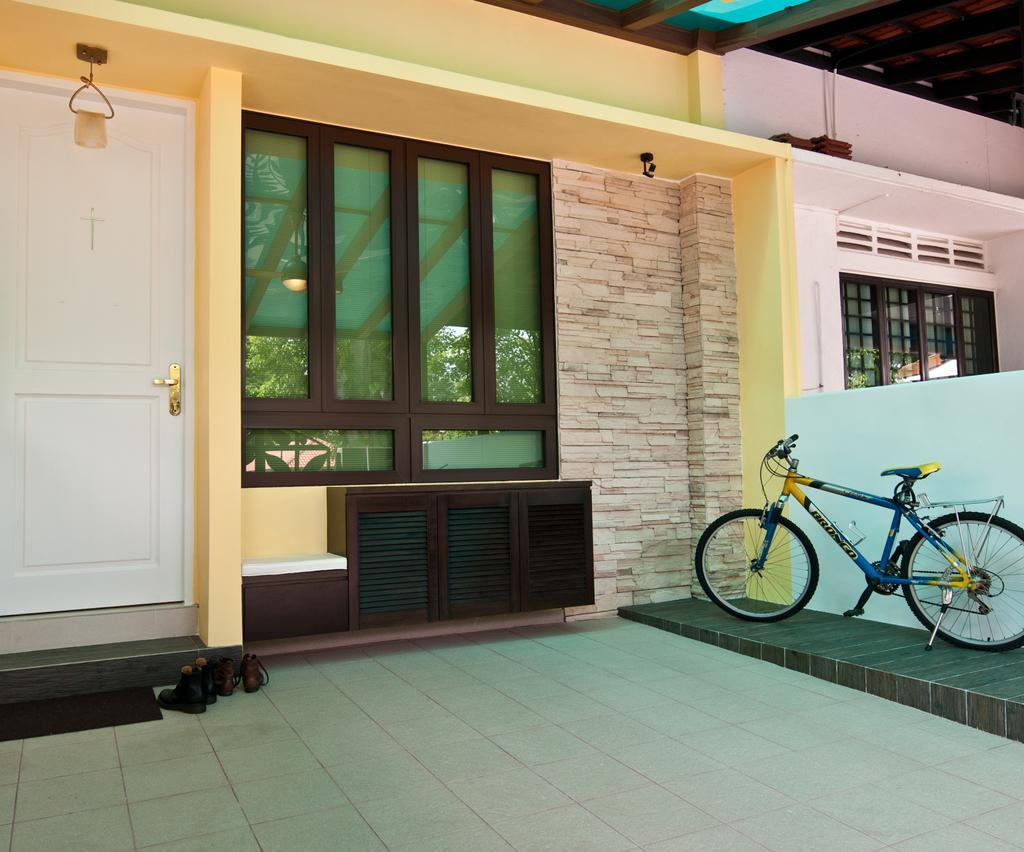 Modern, Landed, Jalan Chempah, Interior Designer, Seven Heaven, Bicycle, Bike, Transportation, Vehicle, Mountain Bike