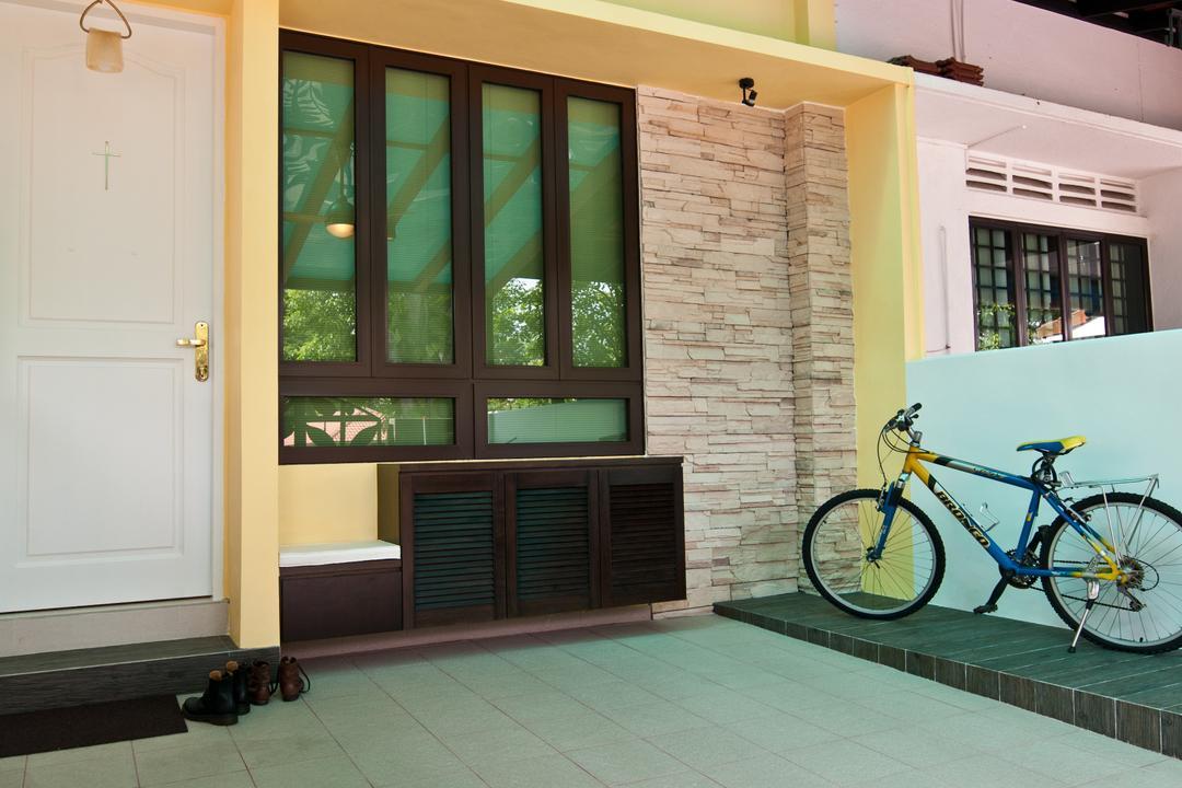 Jalan Chempah, Seven Heaven, Modern, Landed, Bicycle, Bike, Transportation, Vehicle, Mountain Bike