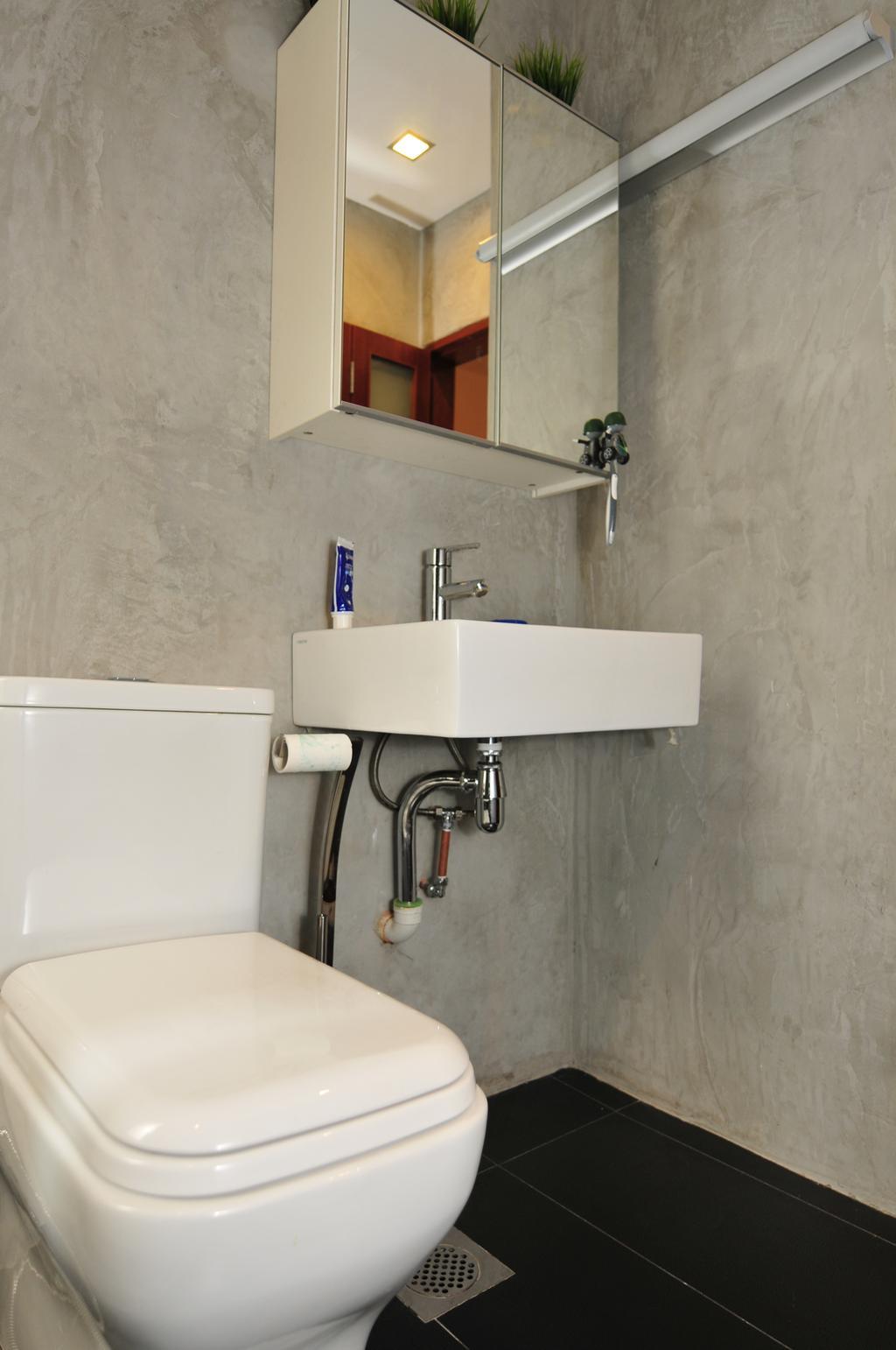 Transitional, Condo, Bathroom, Eastern Lagoon, Interior Designer, Seven Heaven, Plumbing