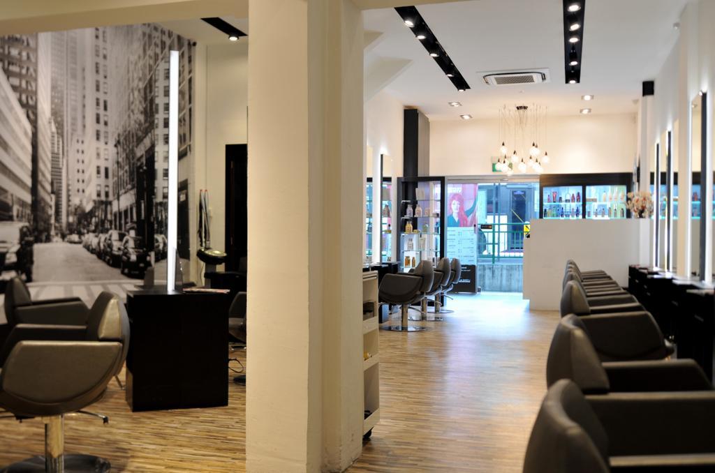 Salon Vim (Victoria Street), Commercial, Interior Designer, Seven Heaven, Modern, Chair, Furniture, Couch, Dining Room, Indoors, Interior Design, Room