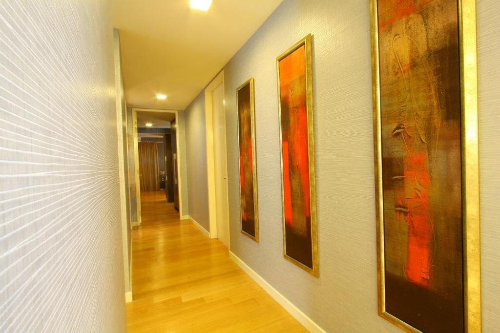 Modern, Condo, Il Hampshire, Interior Designer, Quest Designs, Corridor
