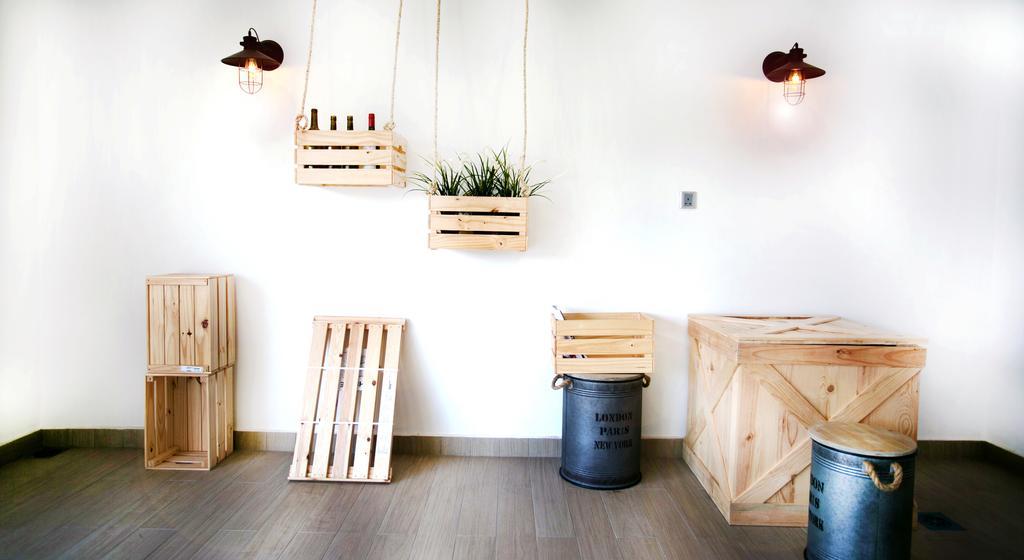 Landed, Balcony, Akira Sierra, Interior Designer, M innovative Builders, Flora, Jar, Plant, Planter, Potted Plant, Pottery, Vase, Plywood, Wood