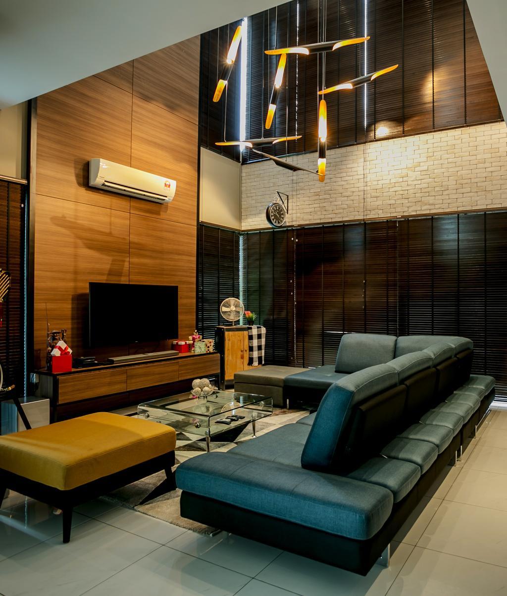 Landed, Akira Sierra, Interior Designer, M innovative Builders, Couch, Furniture, Indoors, Interior Design