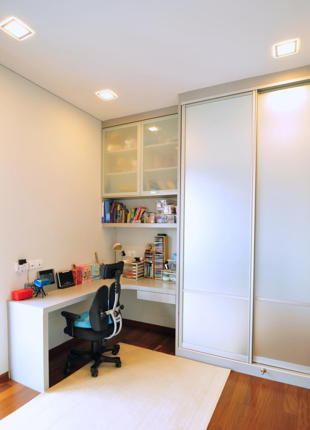 Modern, Landed, Study, Joo Chiat Lane, Interior Designer, Seven Heaven, Pantry, Shelf