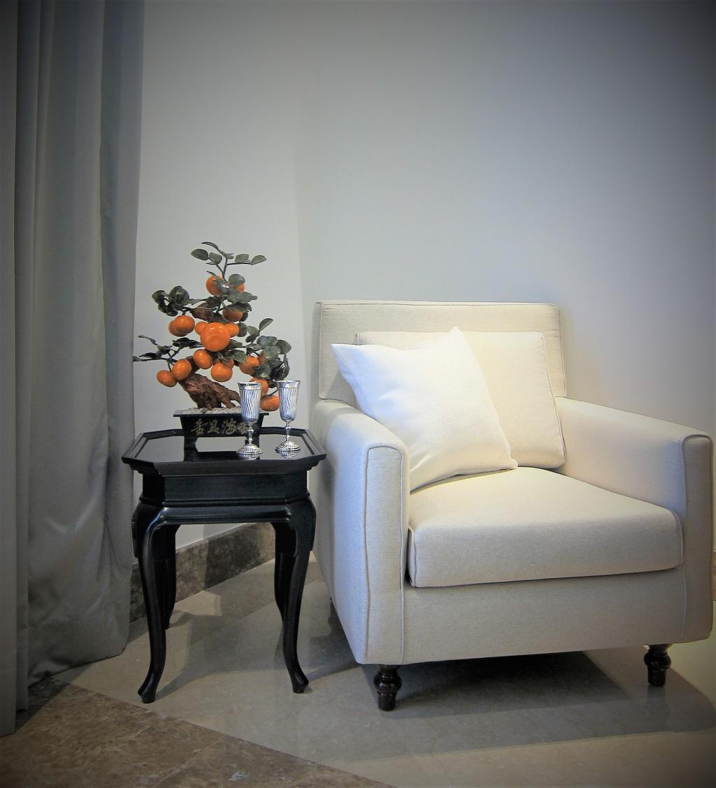 Modern, Landed, Bedroom, Watten Heights, Interior Designer, Designe Couture