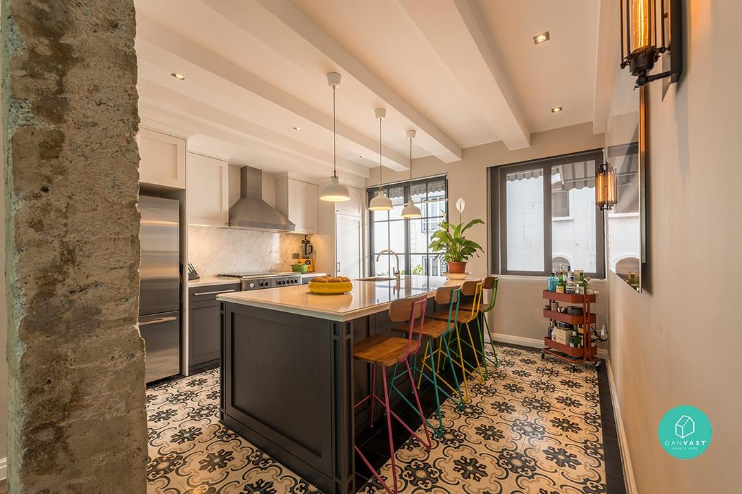 Steal The Scene With Fantastic Feature Floors!