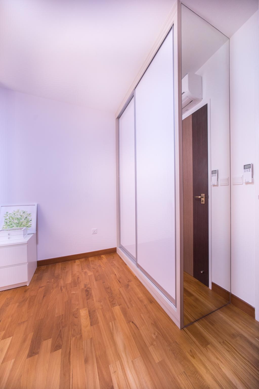 Contemporary, HDB, Bedroom, Compassvale Drive (Block 216C), Interior Designer, Team Interior Design