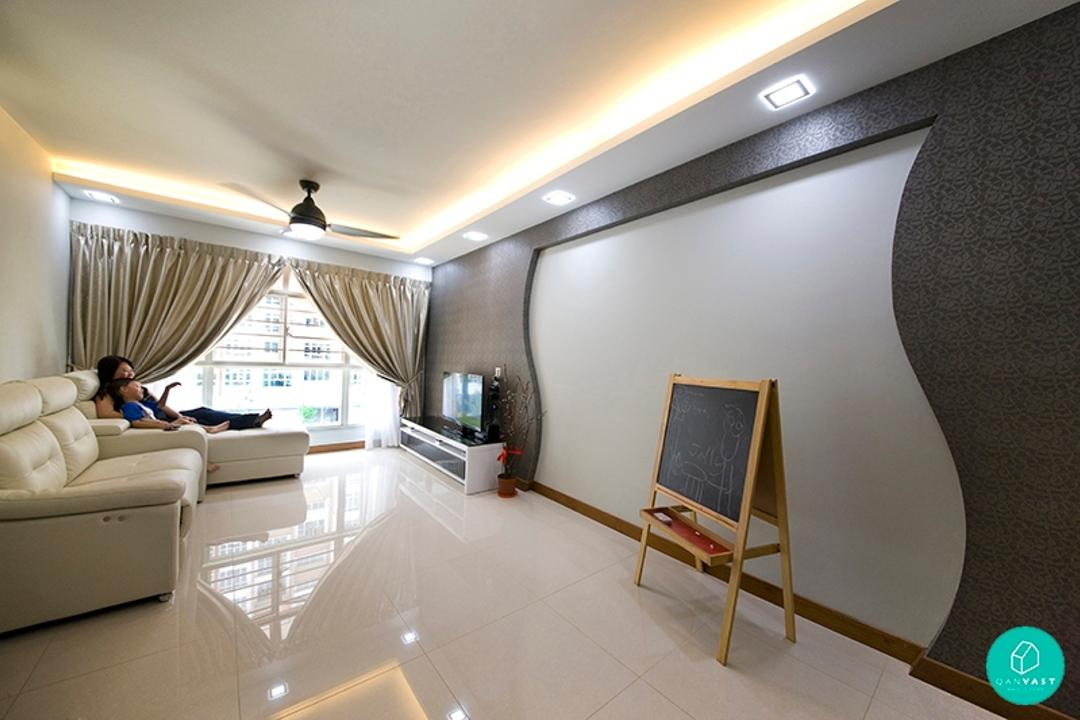 Renovation Journey: Family Warmth In Punggol 3