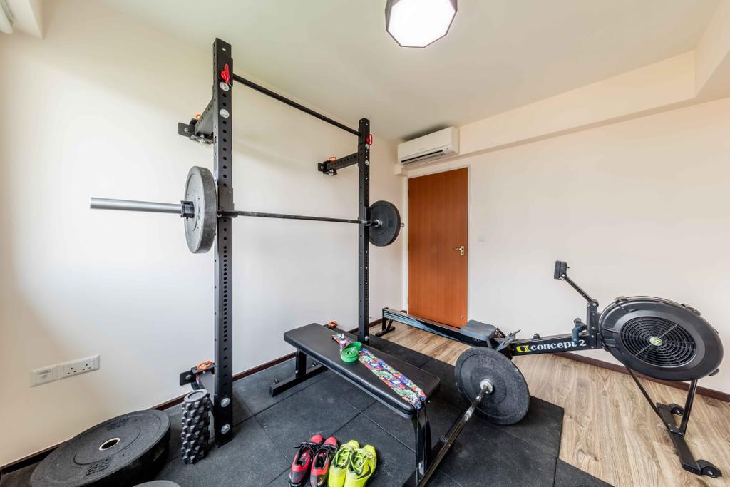 Scandinavian, HDB, Bedroom, Upper Serangoon Crescent, Interior Designer, Ciseern