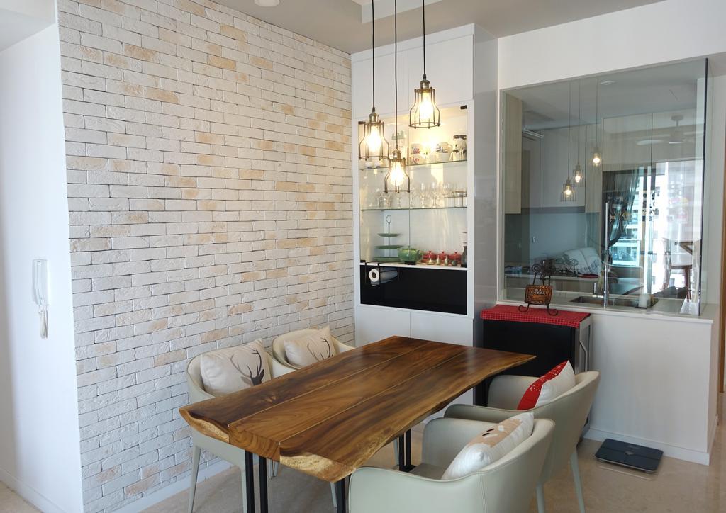 Contemporary, Condo, Dining Room, Thomson Three, Interior Designer, Interior Diary, Indoors, Interior Design, Room, Chair, Furniture, Light Fixture