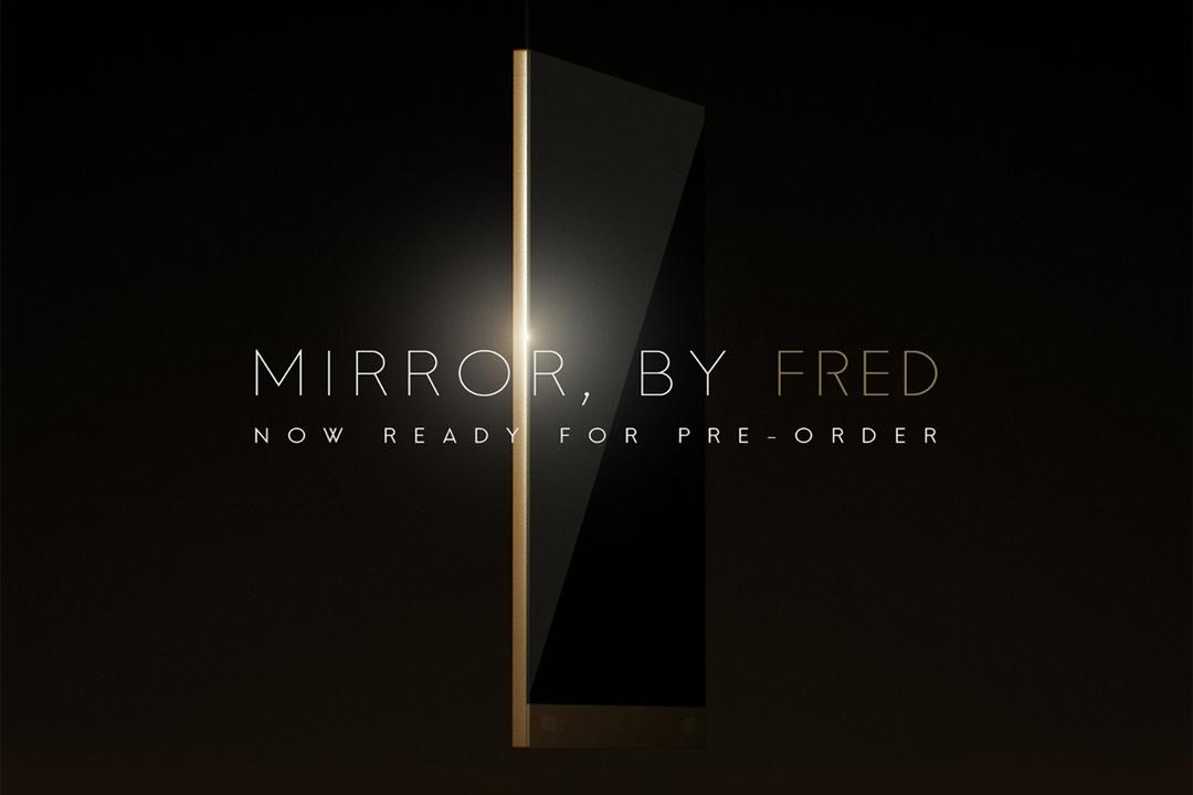Fred Smart Mirror Singapore