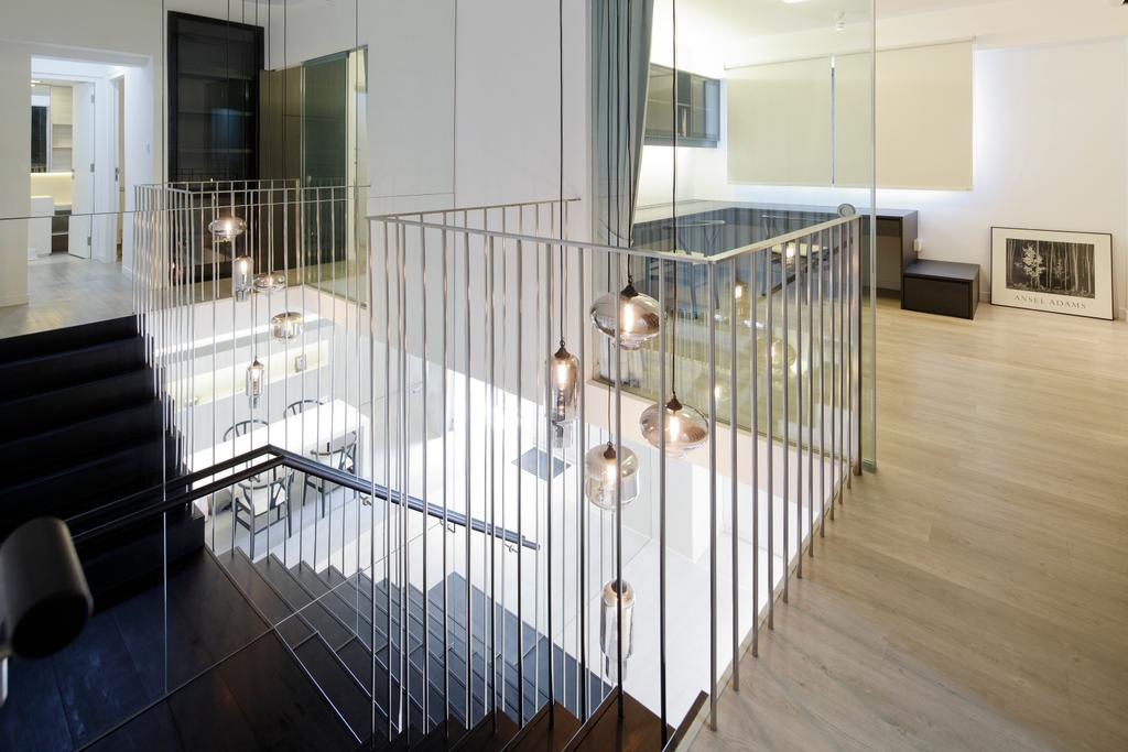 Modern, HDB, Cashew Road, Architect, EHKA Studio, Hardwood, Wood
