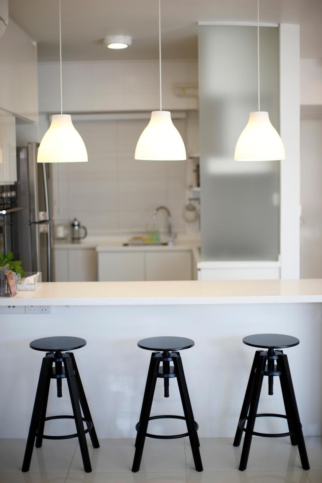 Contemporary, HDB, Kitchen, The Pinnacle@Duxton, Architect, EHKA Studio