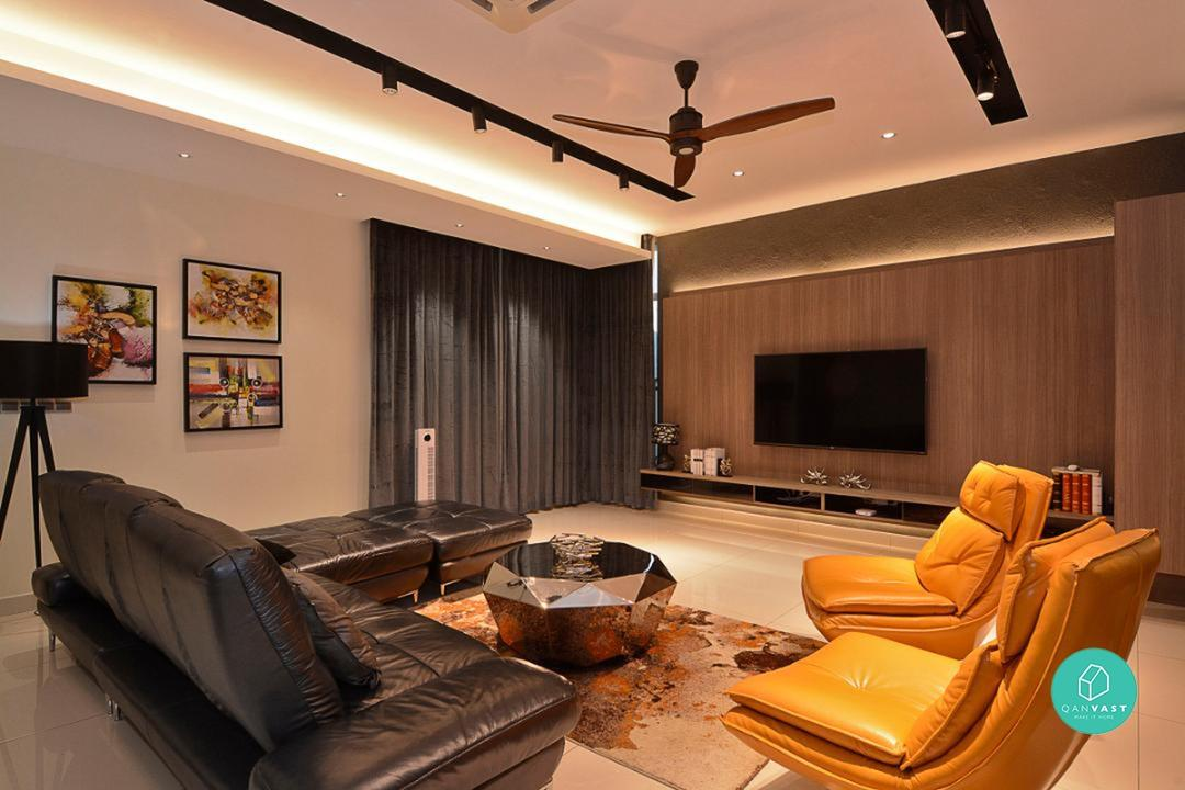 These 6 Sophisticated Interiors Are Deliciously Dark