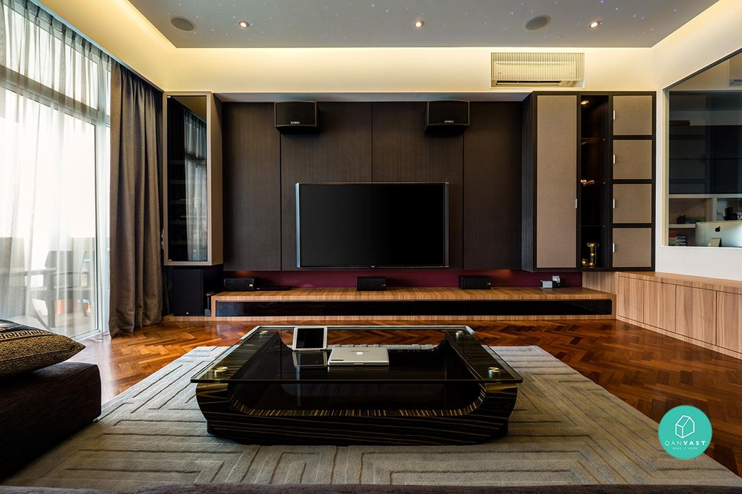 These 6 Sophisticated Interiors Are Deliciously Dark 17