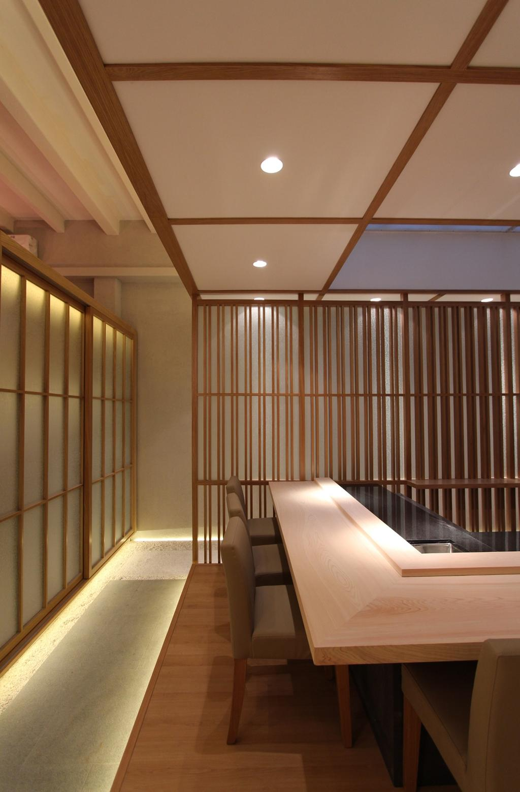 Sushi Mitsuya Restaurant, Commercial, Architect, EHKA Studio, Minimalistic