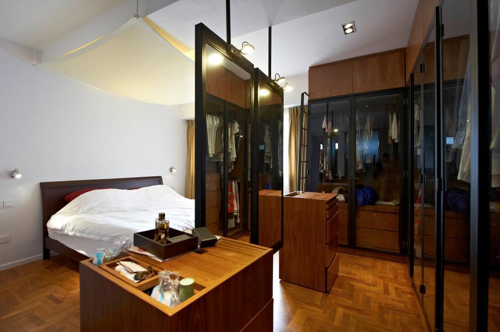 Contemporary, Condo, Bedroom, Hillcrest Arcadia, Interior Designer, Seven Heaven, Flooring