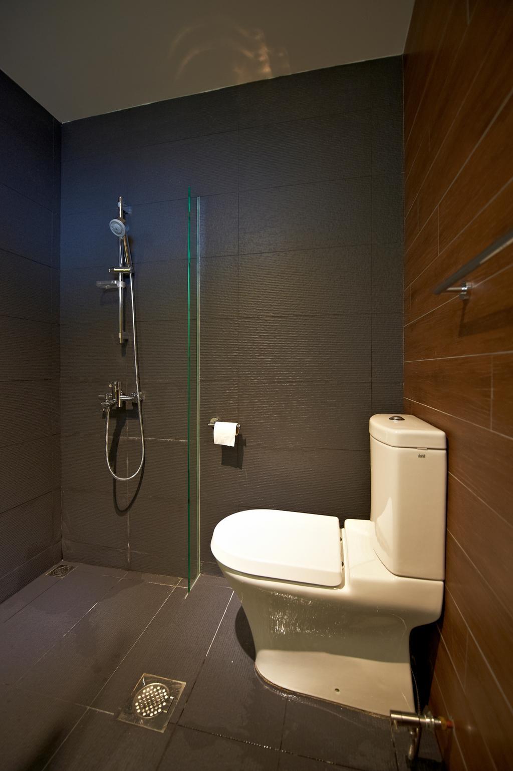 Contemporary, Condo, Bathroom, Hillcrest Arcadia, Interior Designer, Seven Heaven, Flooring