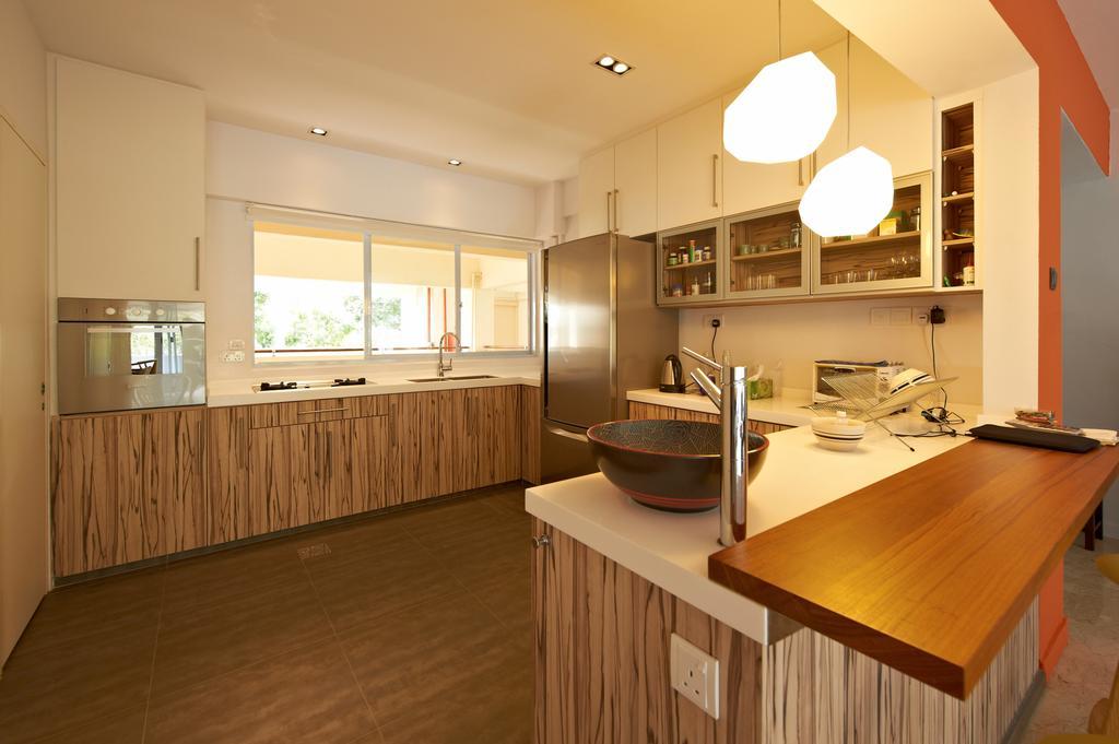 Contemporary, Condo, Kitchen, Hillcrest Arcadia, Interior Designer, Seven Heaven, Indoors, Interior Design, Room, Dining Room, Sink