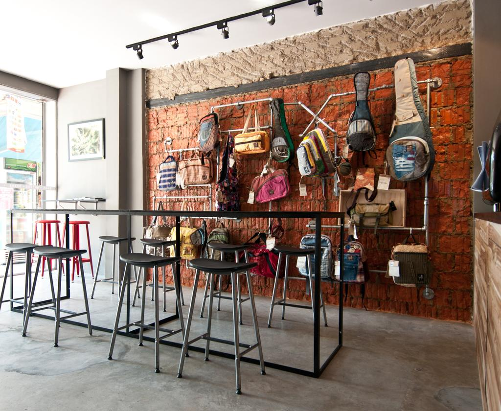 Carry On, Commercial, Interior Designer, Seven Heaven, Eclectic, Chair, Furniture, Cafe, Restaurant, Dining Table, Table