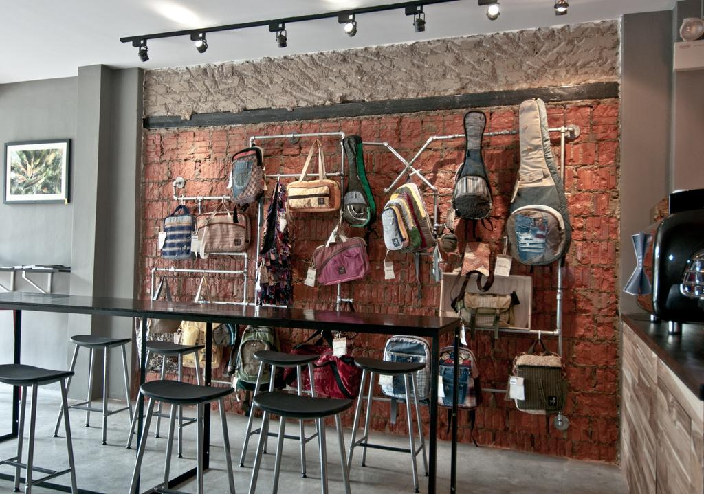 Carry On, Commercial, Interior Designer, Seven Heaven, Eclectic, Chair, Furniture, Dining Table, Table, Cafe, Restaurant