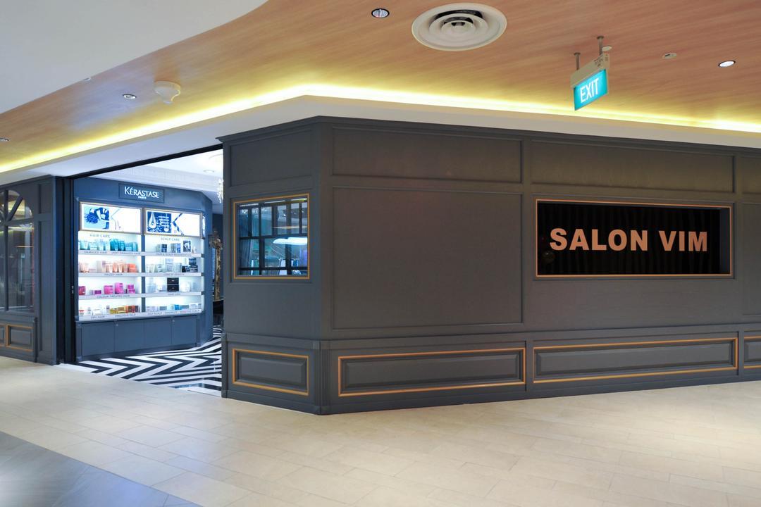 Salon Vim at Wisma Atria, Seven Heaven, Modern, Commercial, Kiosk