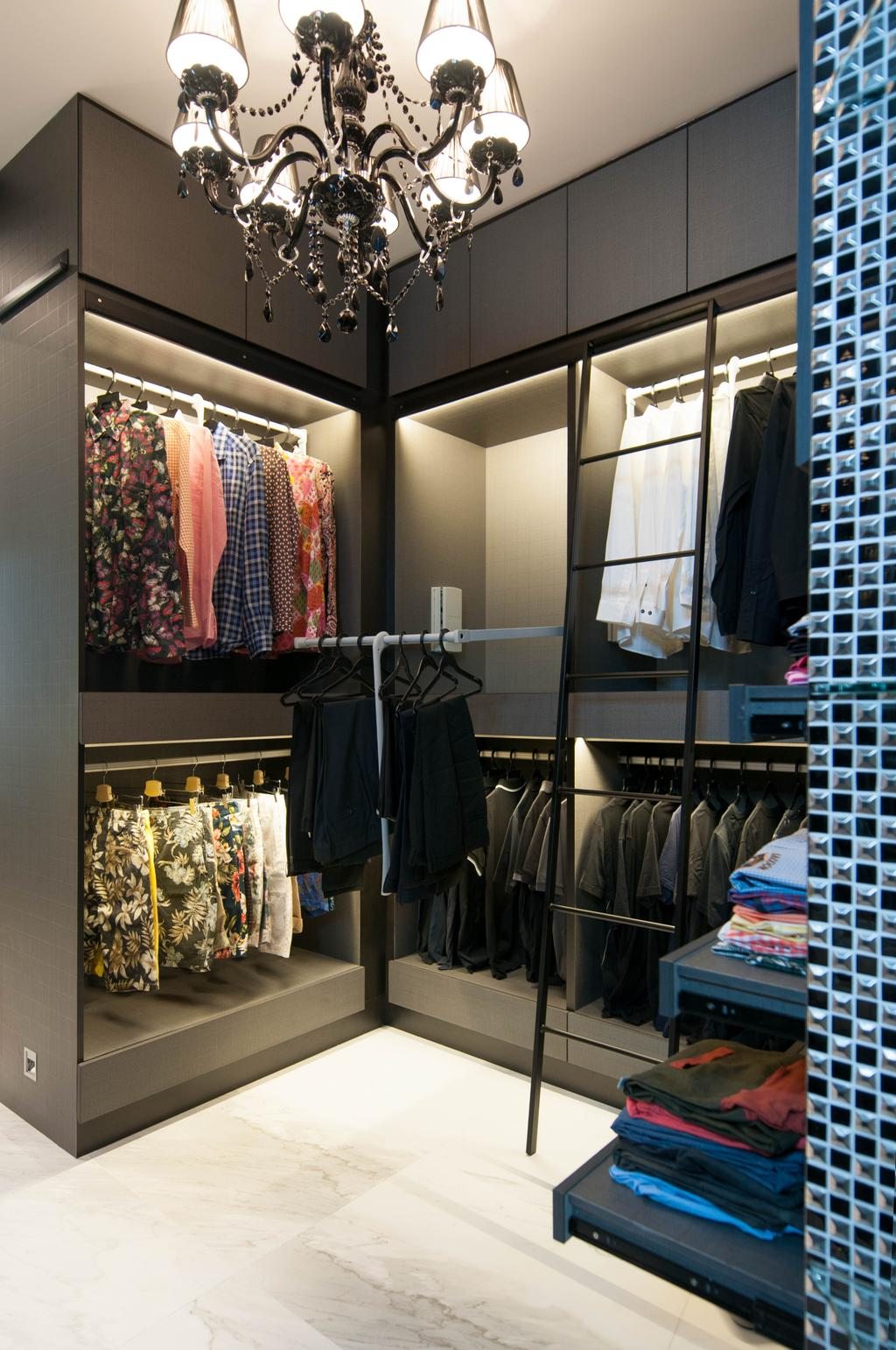 Modern, Condo, Bedroom, The Summit, Interior Designer, Seven Heaven, Apparel, Clothing, Shop