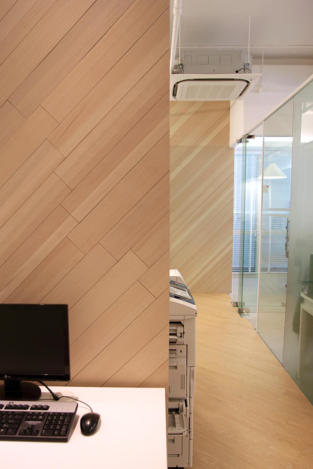 POLWEL Office, Commercial, Architect, EHKA Studio, Modern