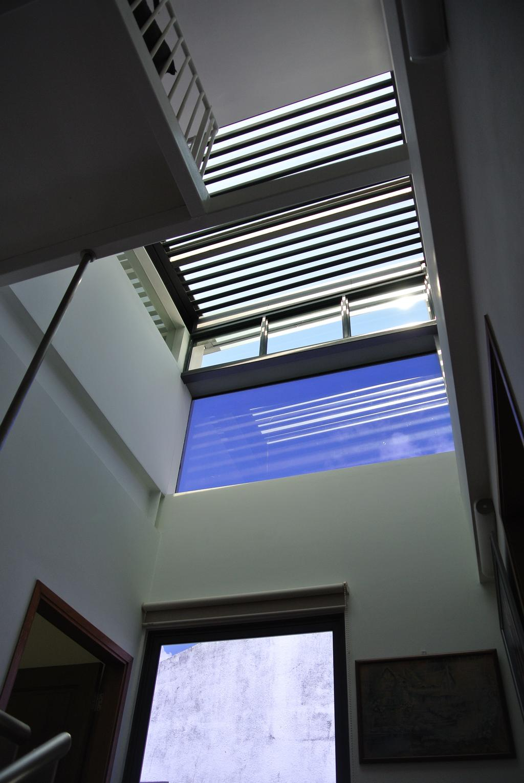 Modern, Landed, Island Garden Walk, Architect, AgFacadesign Architects, Architecture, Building, Skylight, Window