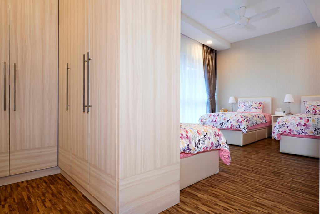 Modern, Condo, Bedroom, Trellis Tower, Interior Designer, Weiken.com, Hardwood, Wood, Flooring, Floor