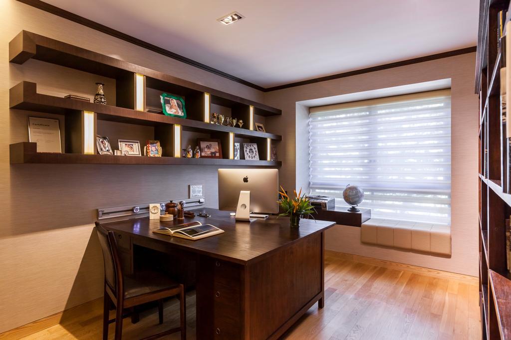 Traditional, Condo, Study, River Valley, Interior Designer, Habitat One, Contemporary, Flooring, Indoors, Interior Design, Dining Room, Room