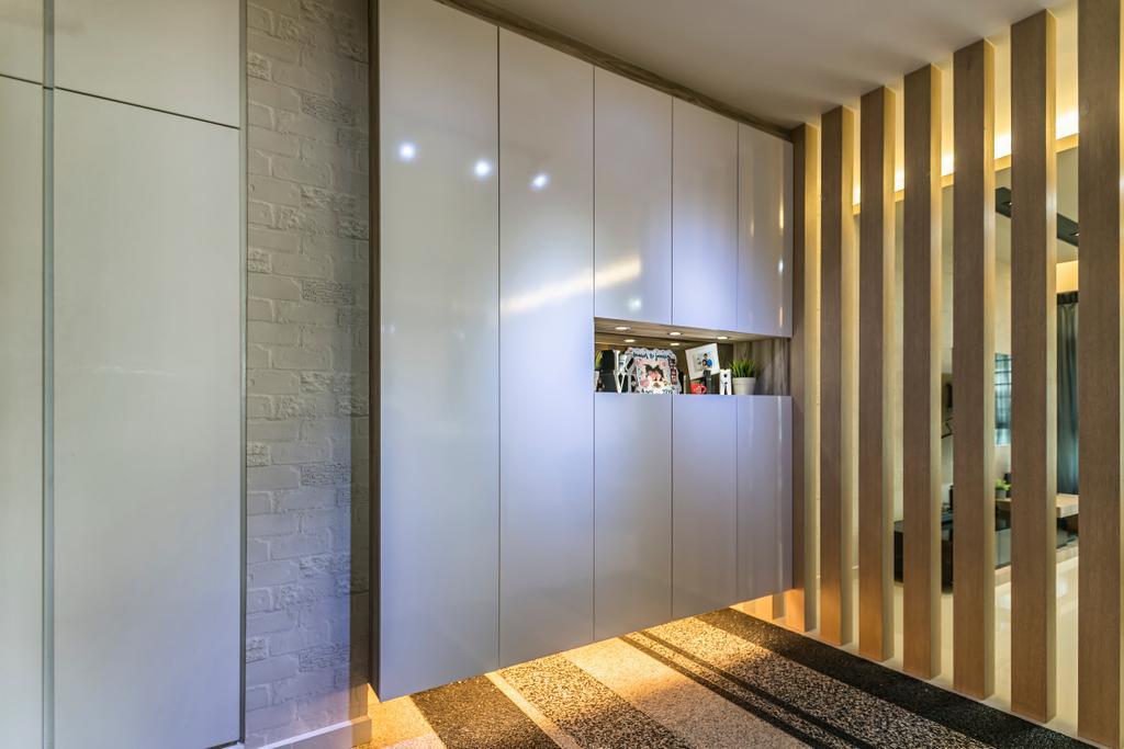 Modern, HDB, Living Room, Yishun Avenue 1 (Block 428B), Interior Designer, Summit Design Studio