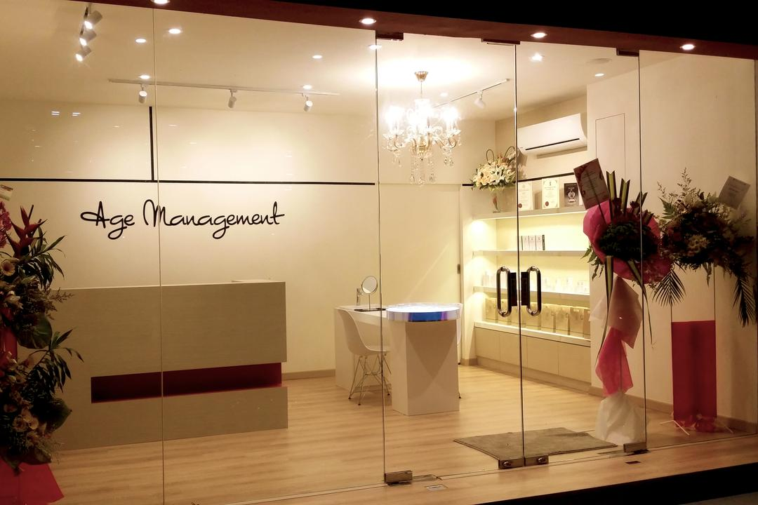 Age Management Beauty Salon, Bandar Menjalara