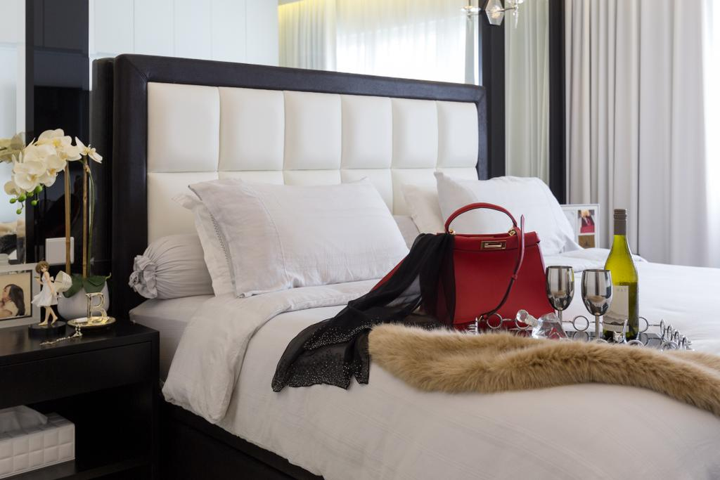 Contemporary, Landed, Bedroom, Kew Residences, Interior Designer, Designe Couture, Modern