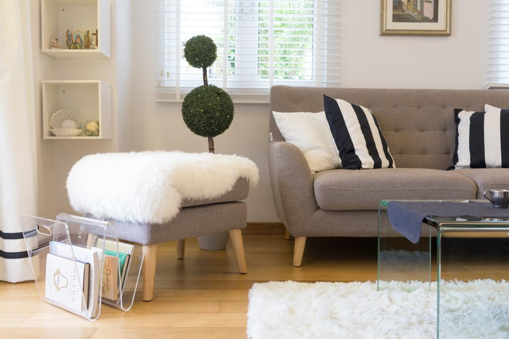 Contemporary, Landed, Living Room, Kew Residences, Interior Designer, Designe Couture, Modern