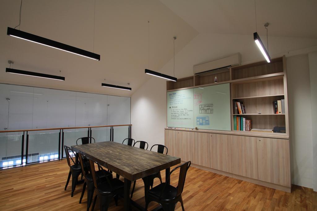 VVID Elements Showroom, Commercial, Interior Designer, VVID Elements, Scandinavian, Dining Table, Furniture, Table, Chair, Dining Room, Indoors, Interior Design, Room