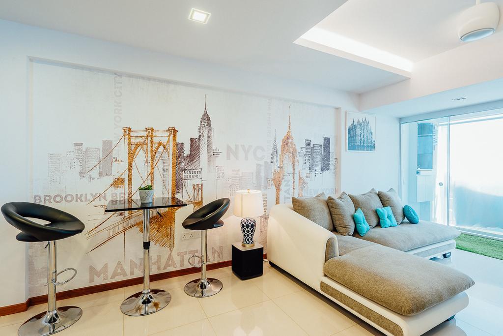 Modern, HDB, Tampines Central 8 (Block 519C), Interior Designer, DL Abode Design Solutions