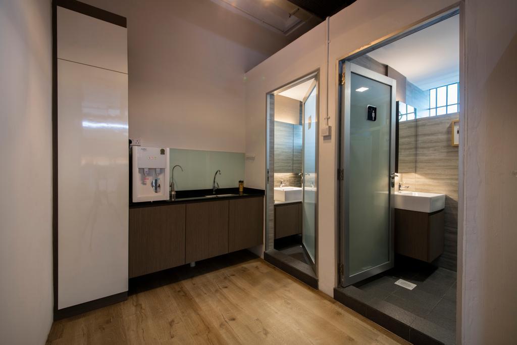 Can Traders & Services Office, Commercial, Interior Designer, Starry Homestead, Modern, Door, Sliding Door