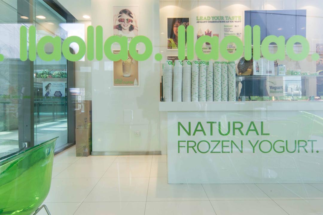 Llao Llao (Westgate), Unity ID, Minimalistic, Commercial, Shop Interior, Glass Doors