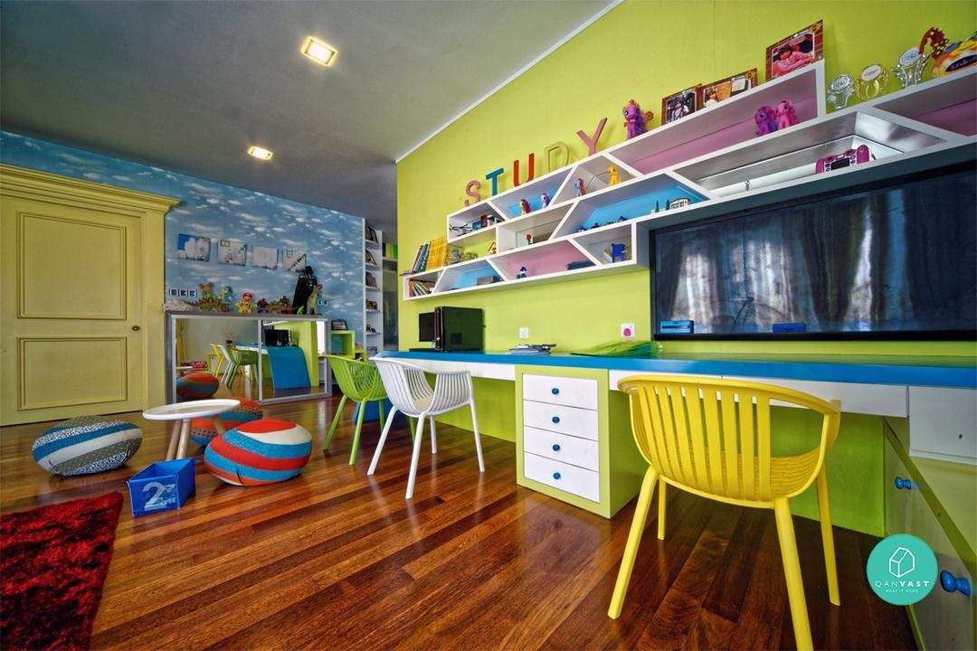 Parents' Guide To Designing A Kid-Proof Space