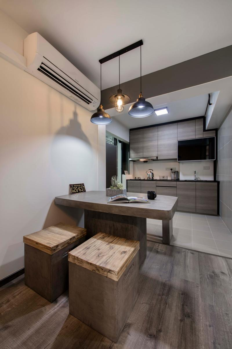 Punggol Road (Blk 315A) by Starry Homestead