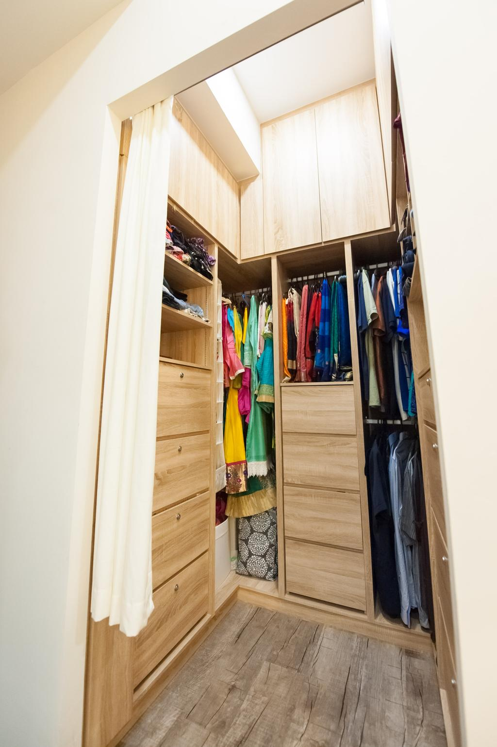 Contemporary, Condo, Bedroom, Sea Horizon, Interior Designer, GB Interior Design