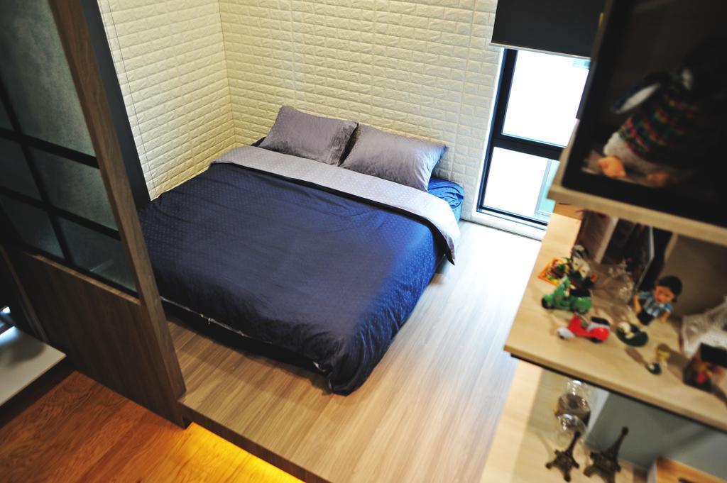 Modern, Landed, Bedroom, Saujana Duta, Seremban 2, Interior Designer, Spazio Design Sdn Bhd, Contemporary