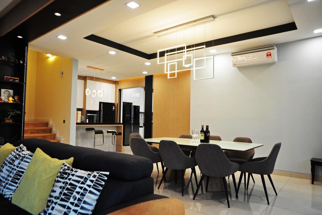 Saujana Duta, Seremban 2 Living Room Interior Design 21